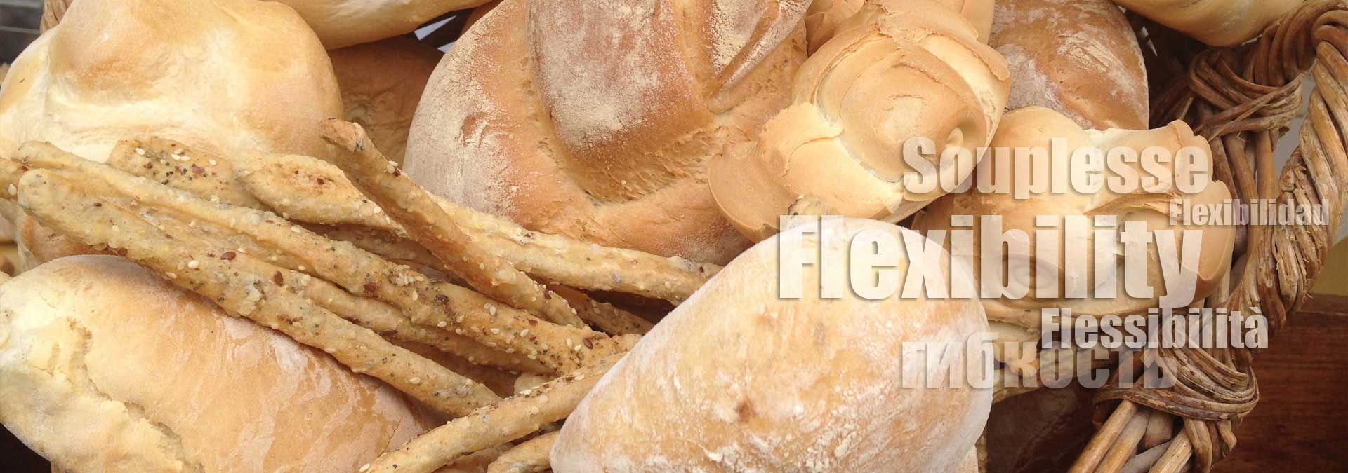 Amasadora bueno como el pan